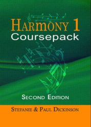 Harmony I Coursepack (2nd Edition)