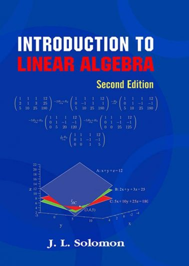 Introduction to Linear Algebra (2nd Edition)