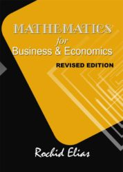 Mathematics for Business & Economics (Revised Edition)