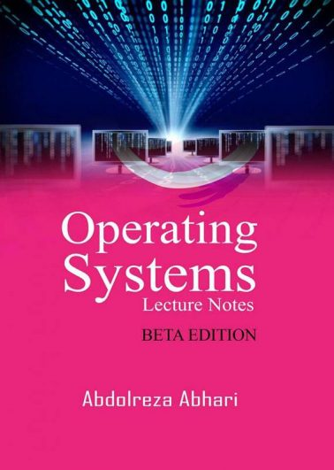 Operating Systems – Lecture Notes