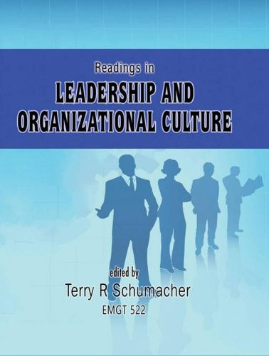 Readings in Leadership & Organizational Culture