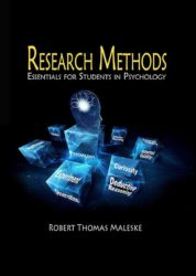 Research Methods: Essentials for Students in Psychology (2nd Edition)