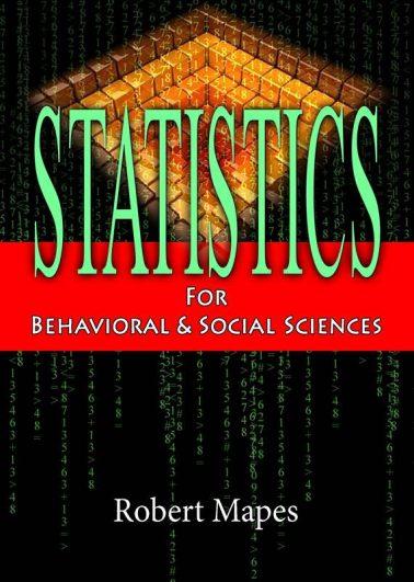 Statistics for Behavioral & Social Sciences