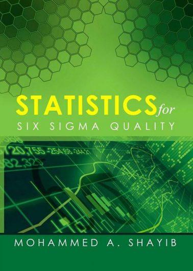 Statistics for Six Sigma Quality