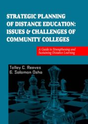 Strategic Planning of Distance Education: Issues & Challenges of Community Colleges