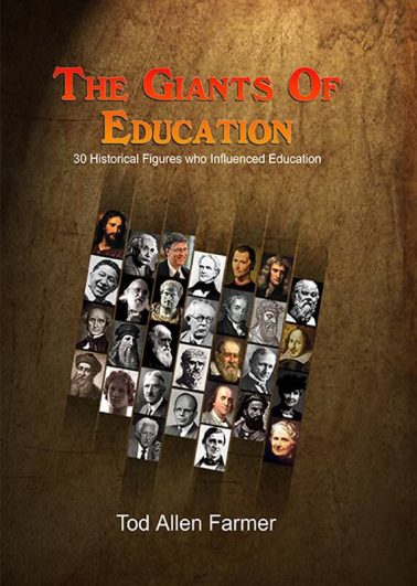 The Giants of Education: 30 Historical Figures who Influenced Education