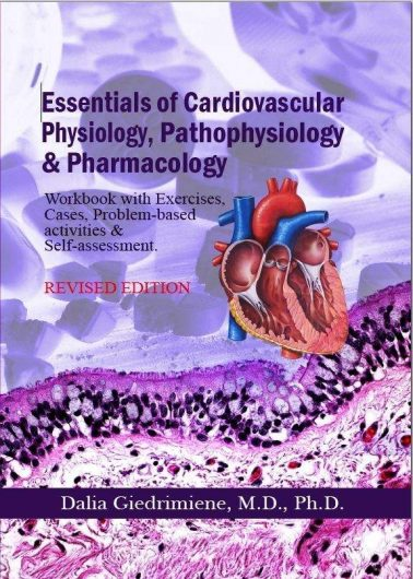 Essentials of Cardiovascular Physiology, Pathopysiology & Pharmacology (Revised Edition)