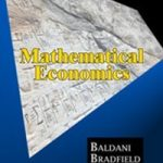 Mathematical Economics (3rd Edition) 1