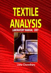 Textile Analysis Laboratory Manual 2007 1