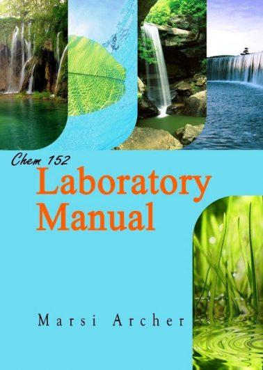 CHEM 152 Laboratory Manual