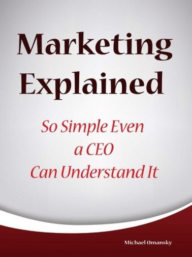 Marketing Explained: So Simple Even a CEO Can Understand It!