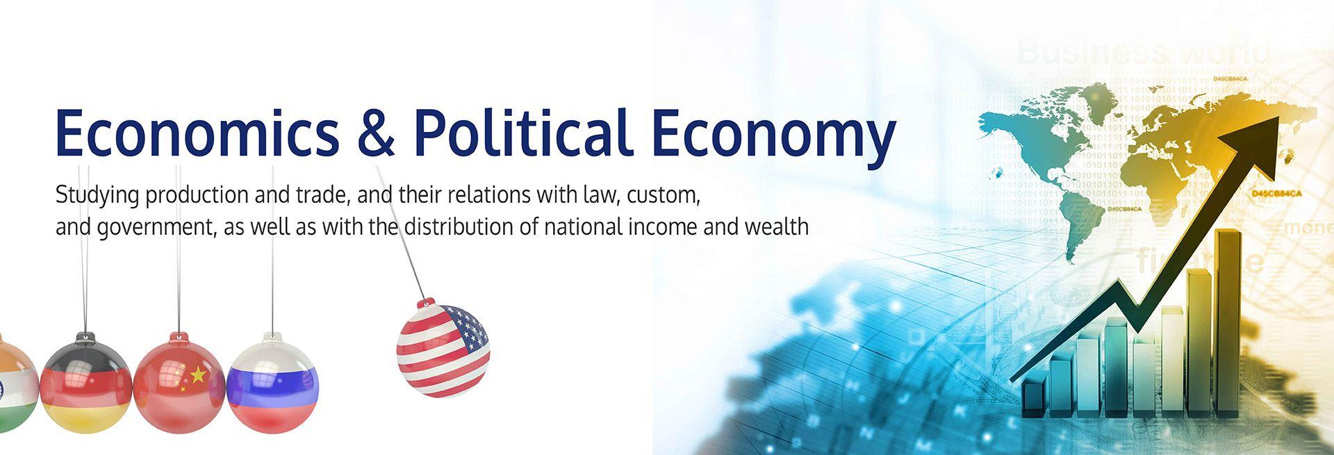 Economics & Political Economy