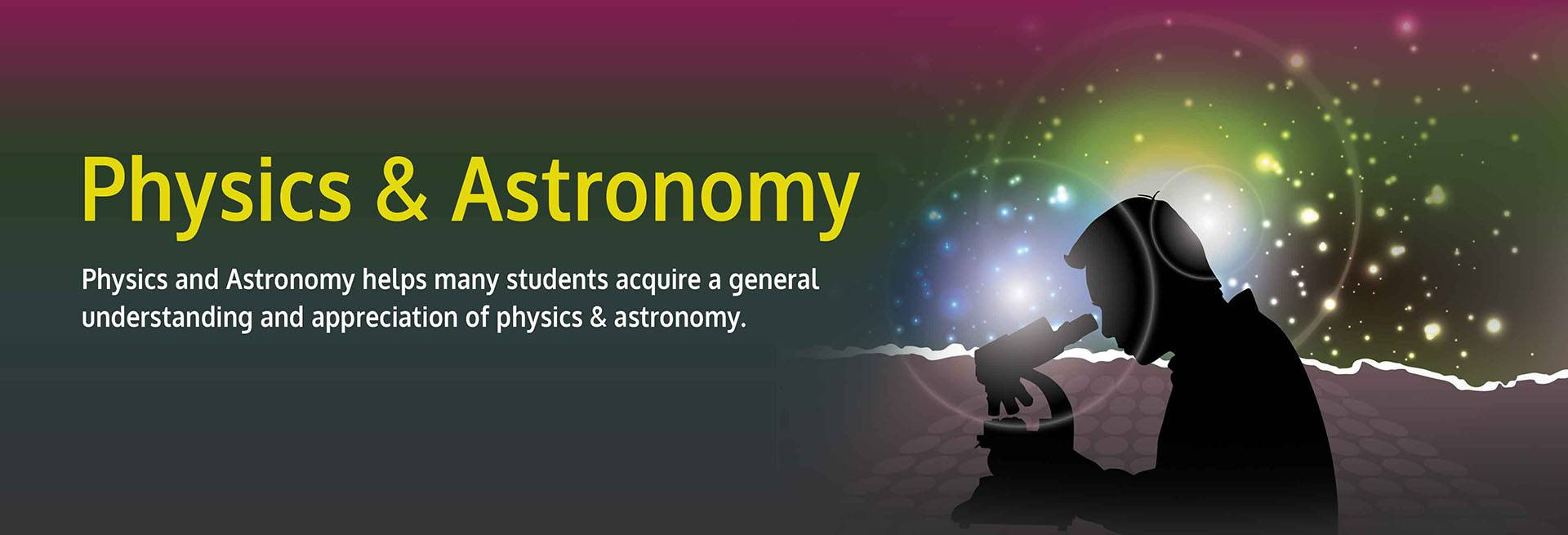 Physics & Astronomy