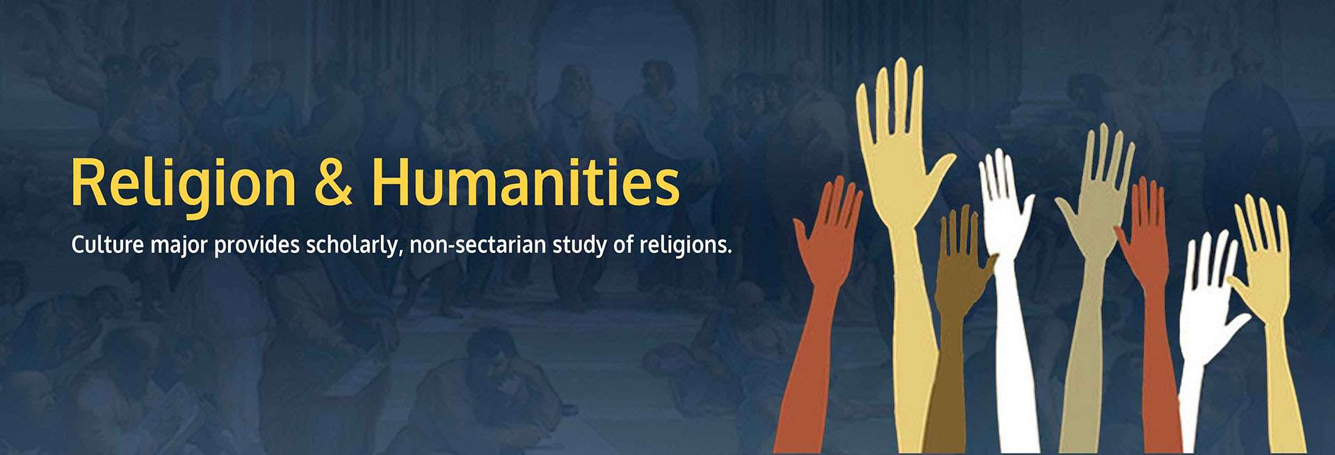 Religion and Humanities